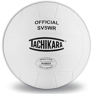 Tachikara Top Grade Rubber Volleyball