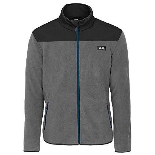 jeep-herren-sweatshirt-polar-windfleece-jacket-graphite-g-black-blau-s-o100488-g610