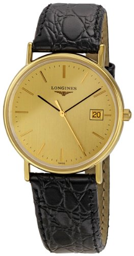 Longines Men's L47202322 Presence Collection Watch