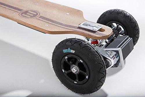 Evolve Bamboo All Terrain Series Electric Skateboard