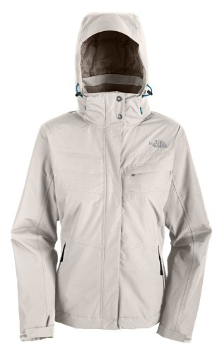 The North Face Women's Inlux Insulated Jacket Damenjacke, ivory, Gr. XL