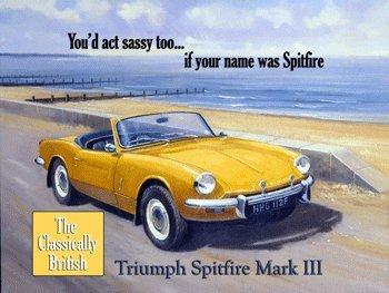 Triumph Spitfire Floor Pan