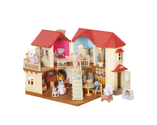 New Calico Critters CC2085 Townhome