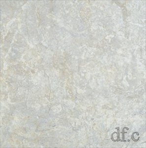 Nafco Vinyl Tile : Tumbled Marble Groutable : Pewter