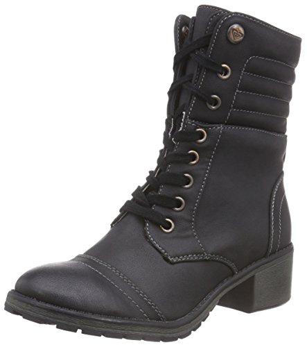 Roxy - Charley J Boot, Stivali E Stivaletti da donna, nero (blk), 36