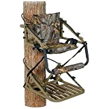 Ameristep Non-Typical Aluminum Hitman Climber (Camo) by Ameristep
