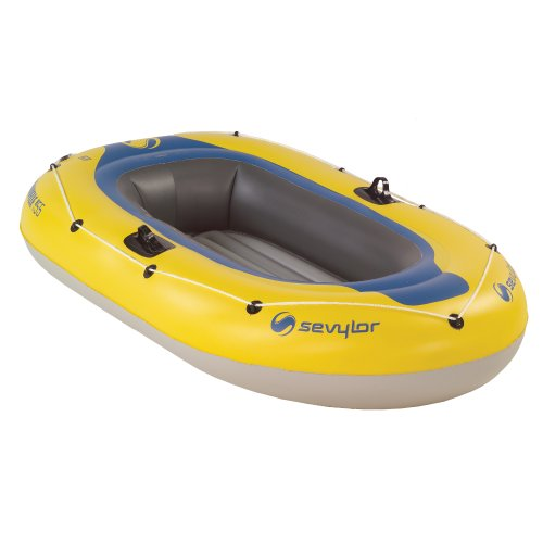 Best Buy Sevylor Caravelle 2 Person Inflatable Boat