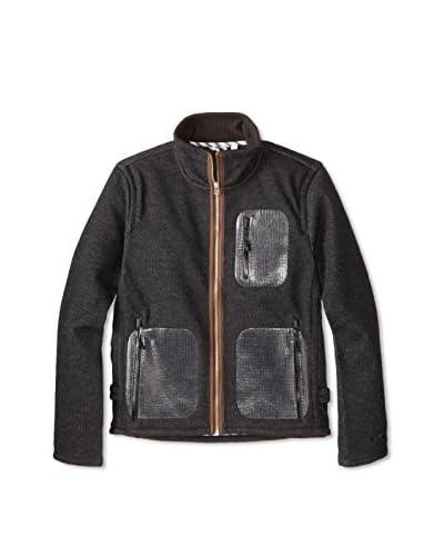 PUMA Men's Bonded Wind Proof Jacket