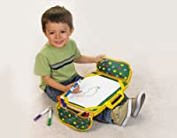 Kids On the Go Art Lap Desk by ETNA PRODUCTS COMPANY INC.