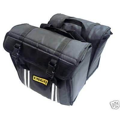 Nylon Emgo Scooter Saddle Bags -Frontiercycle(Free U.S. Shipping