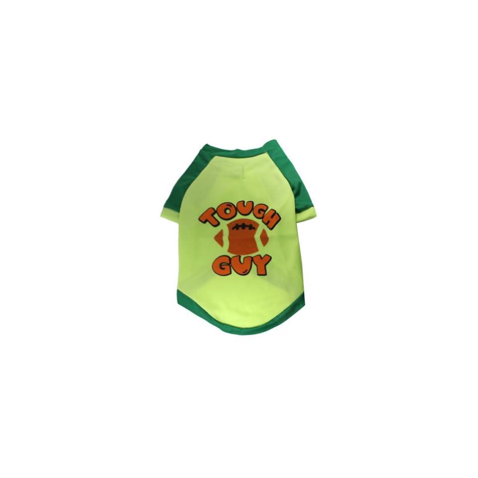 Zehui Cute Summer Pet Puppy Dog Clothes Cotton Letter Printed T Shirt Apparel F L