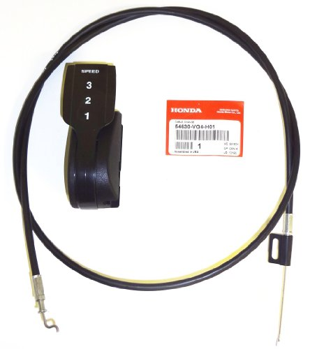Genuine Honda Oem Lawn Mower Drive Speed Change Cable 54630-Vg4-H01 For Hrr216 And Hrt216