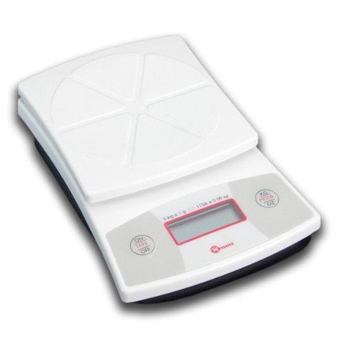 Balance de cuisine sensitive 5 kgs avec tare