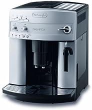 DeLonghi ESAM 3200 S Magnifica Kaffee-Vollautomat (1.8 l, 15 bar, Dampfdüse) silber