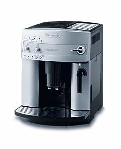 DeLonghi ESAM 3200 S Magnifica Kaffee-Vollautomat Magnifica (1.8 l, 15 bar, Dampfdüse)
