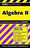 img - for by David Alan Herzog,by Edward Kohn Algebra II (Cliffs Quick Review)(text only) [Paperback]2001 book / textbook / text book