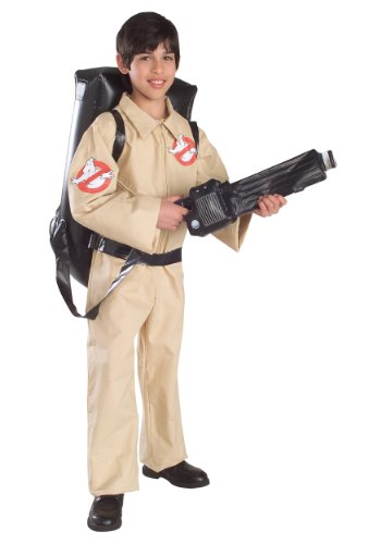 Big Boys' Ghostbusters Costume Medium