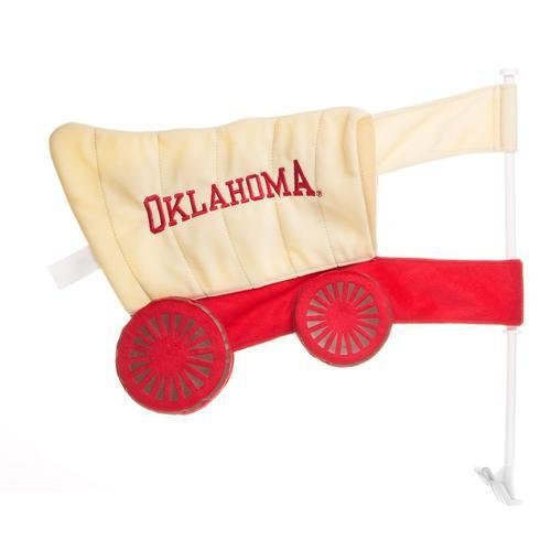 Collegiate / College / NCAA Oklahoma Sooners 3D Mascot Car Flag ncaa south carolina gamecocks flag with grommets