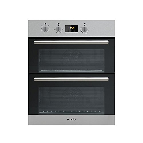 Hotpoint DU2540IX Built-In Double Oven Electric Fan B Energy Stainless Steel
