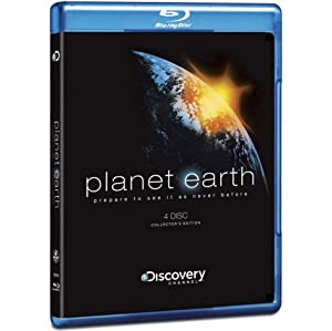 Planet Earth (Discovery Channel Collector's Edition) [Blu-ray]