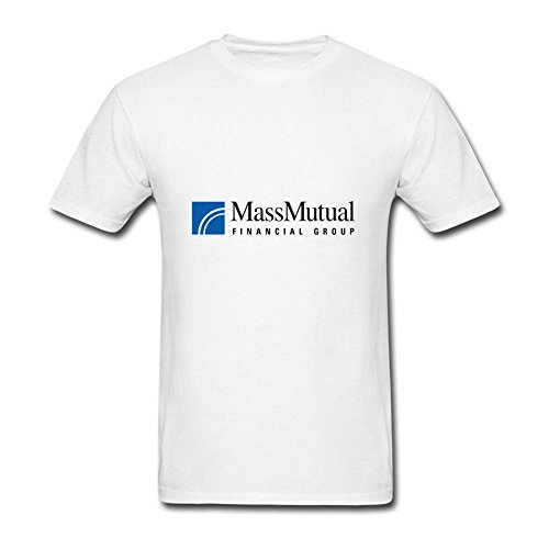 reder-mens-mass-mutual-insurance-t-shirt-l-white