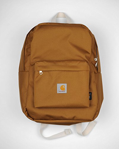 CARHARTT - WATCH BACKPACK (6 MINIMUM) 100% POLYESTER CORDURA HAMILTON BROWN