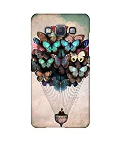 Pick Pattern Back Cover for Samsung Galaxy A5 (MATTE)