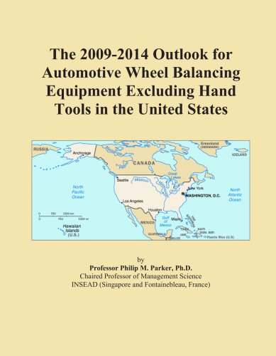 The 2009-2014 Outlook for Automotive Wheel Balancing Equipment Excluding Hand Tools in the United States