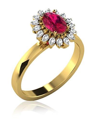 Jewellery of India Anillo Oro Amarillo
