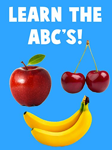Learn the ABC's on Amazon Prime Instant Video UK
