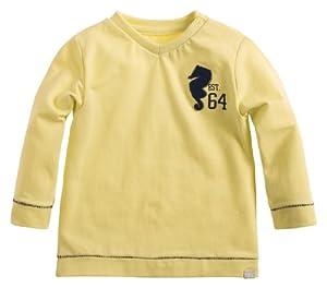 Noppies - Camisa con cuello de pico de manga larga para bebé