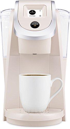 Keurig K250 2.0 Brewing System, Sandy Pearl
