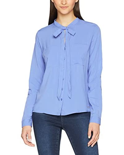TOM TAILOR Denim Blusa Azul