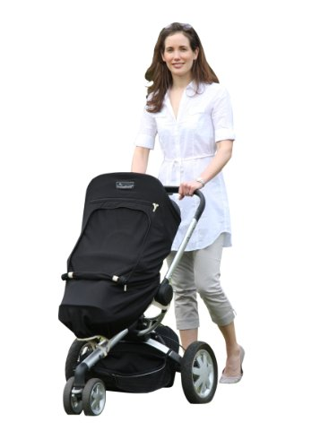 SnoozeShade Plus - universal fit stroller sunshade