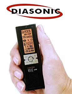 Diasonic DDR-5300 2,465-Hour Voice & Phone Recorder