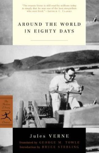 Around the World in Eighty Days (Modern Library Classics)