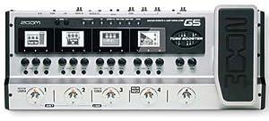 ZOOM ギター用エフェクト・アンプシミュレーター G5