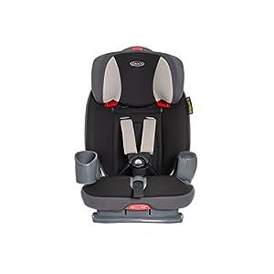 Graco Nautilus Group 1/2/3 Car Seat - Aluminium