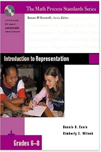 Introduction to Representation, Grades 6-8 (Math Process Standards)