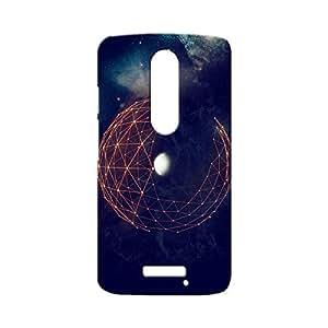 BLUEDIO Designer Printed Back case cover for Motorola Moto X3 (3rd Generation) - G5173