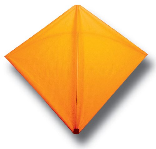 Into The Wind Gold Classic Hata Diamond Kite Made in the USA