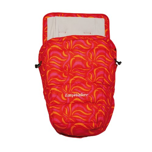 EasyWalker SKY Footmuff Flame (Discontinued by Manufacturer)