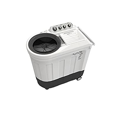 Whirlpool Ace 8.2 Stainfree Semi-automatic Top-loading Washing Machine (8.2 Kg, Grey)