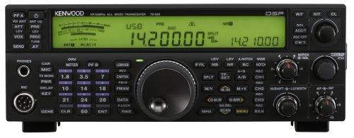 Kenwood TS-590S HF50 MHz Base Amateur Radio Transceiver w