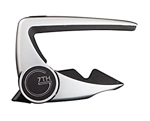 G7th Performance Capo (Six String, Silver)