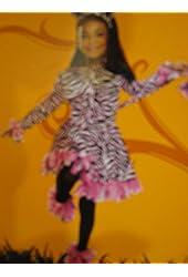 Girls' Leopard Costume (Small)