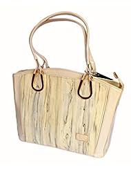 Designer Branded Faux Leather Ladies Handbag Shoulder Bag - B0148OCETS
