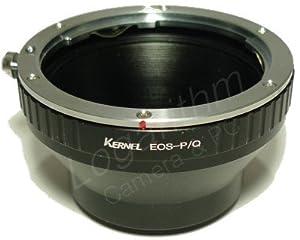 Kernel Canon EFマウントレンズ-Pentax Qマウントアダプター 【ネットショップ ロガリズム】EF-PQ