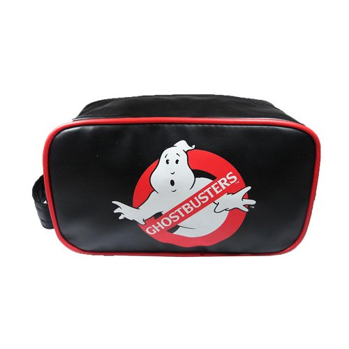Who Ya Gonna Call when you've nowhere to put your toiletries? No one when you have this cool Wash Bag