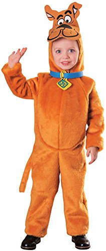 Child's Deluxe Plush Scooby-Doo Costume